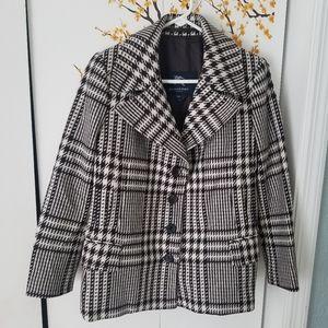 Burberry coat size 6